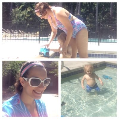 Summertime Fun With My Mombod