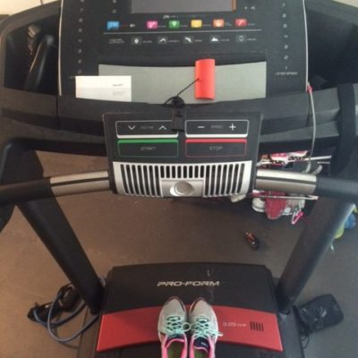 Beating Treadmill Boredom