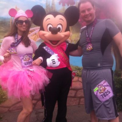 TBT: Princess Half Marathon Weekend