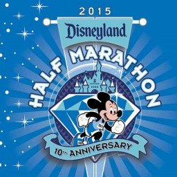 Disneyland Half Marathon Weekend Countdown