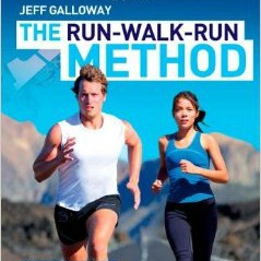 Jeff Galloway's Run-Walk-Run Method and GIVEAWAY!
