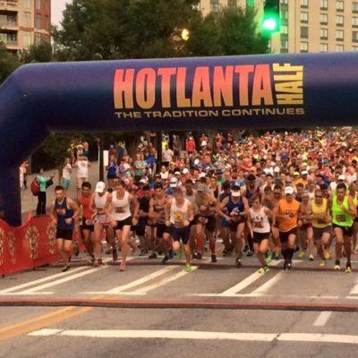 Hotlanta Half Marathon Recap