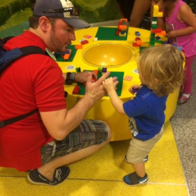 Free Activities for Toddlers at Disney Springs