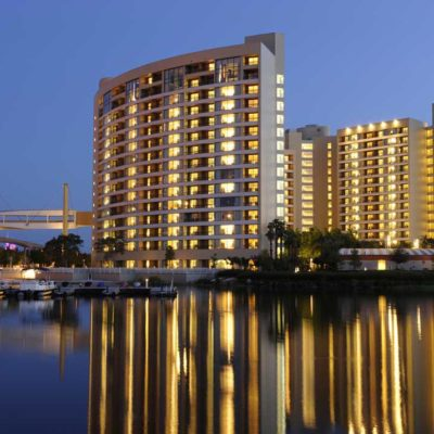 Bay Lake Towers Review