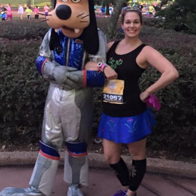 Planing Run Disney Race Costumes