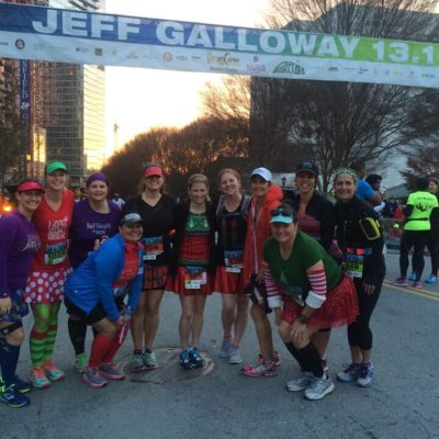 Jeff Galloway 13.1 Atlanta Race Recap