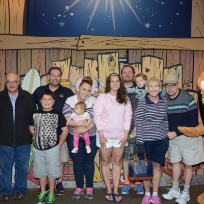 Planning Tips for A Large Group Disney Vacation