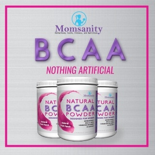 New MomSanity BCAA Supplement!