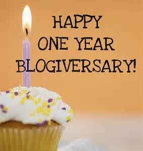 It's My Blogiversary! GIVEAWAY TIME!