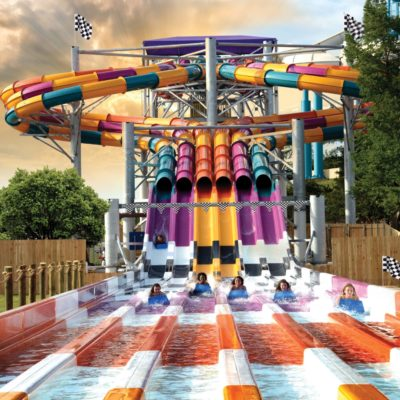 White Water Opens New Wahoo Racers