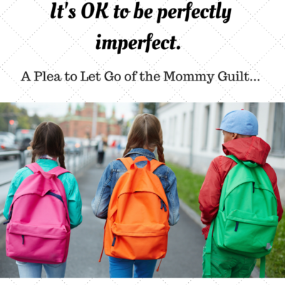 Dear Back to School Moms