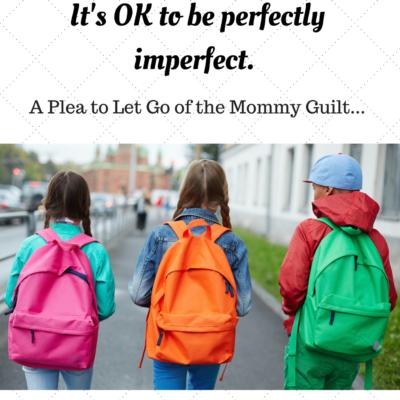 Dear Back to School Moms