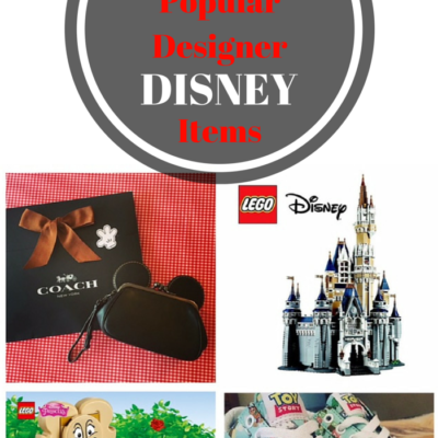 How to Score Disney Designer Items