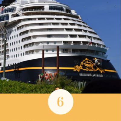 Top 6 Things to do on a Kid-Free Disney Cruise