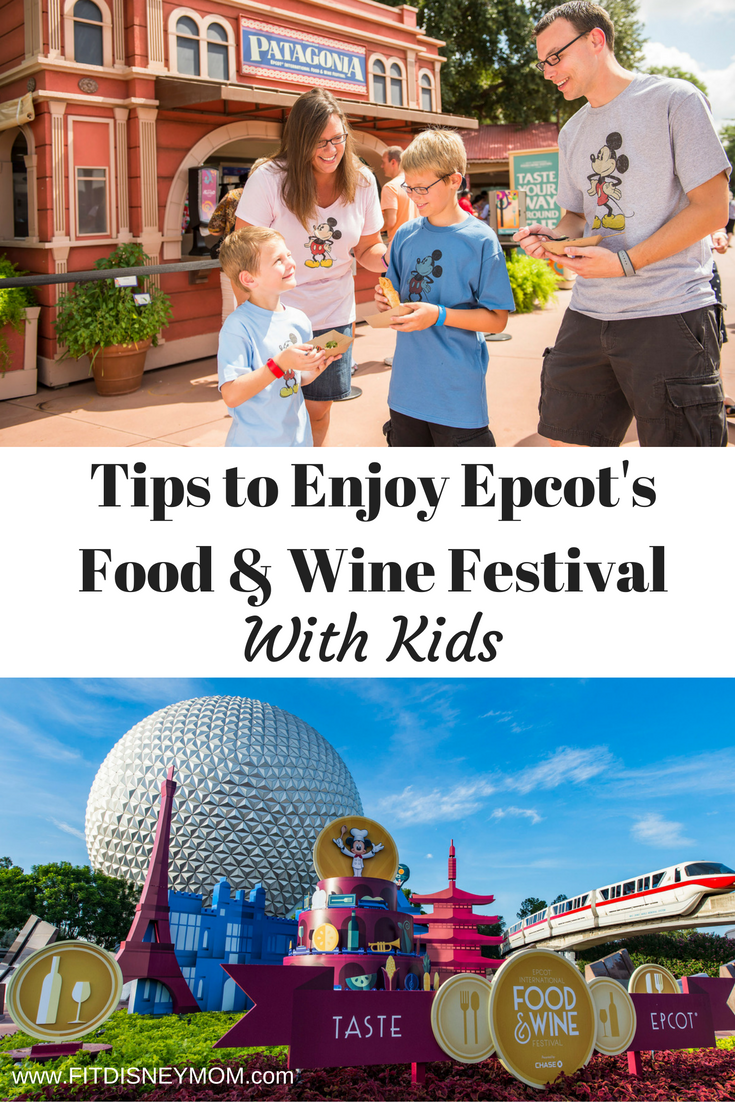 Disney Epcot Food And Wine Festival  Recipes