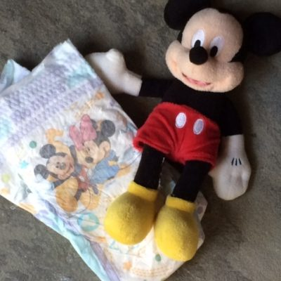 Have a Stress Free Disney Parks Vacation With Your Toddler