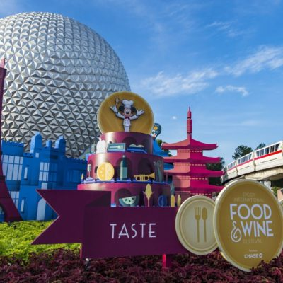 5 Ways to Pay For Epcot's Food & Wine Festival