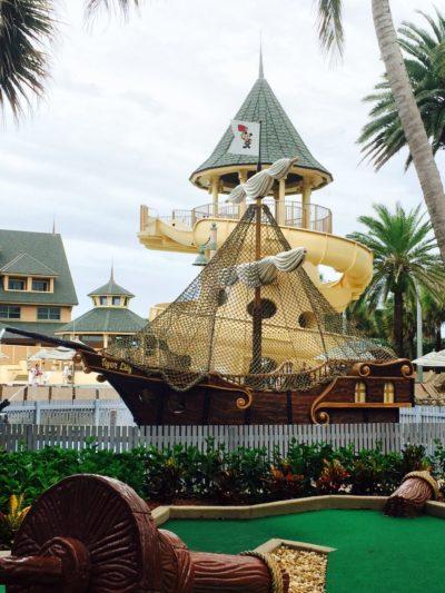 Disney Vero Beach Resort, Disney Beach Destination