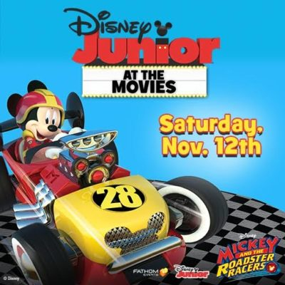 Mickey and the Roadster Racers in Theaters! Plus Giveaway