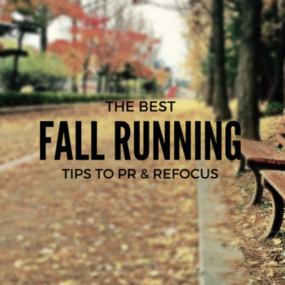How to Take Advantage of Fall Running