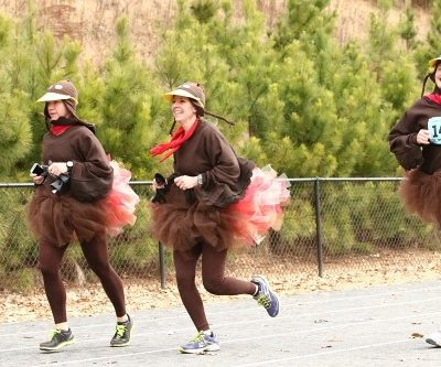 Why You Should Run or Walk a Turkey Trot