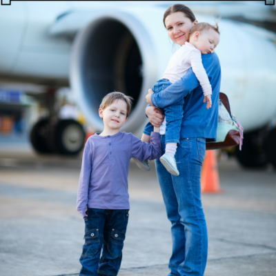 Holiday Travel With Kids | Survival Guide