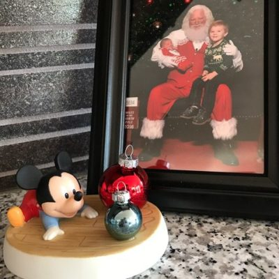 Have a Disney Holiday With Precious Moments