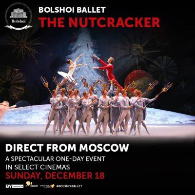 GIVEAWAY! Bolshoi Ballet Nutcracker in Atlanta