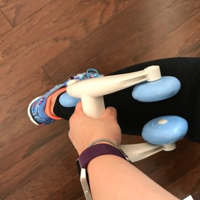 Review: Quattro Pro Massager