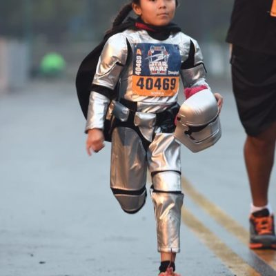 Run Disney's Star Wars Half Marathon Costumes | The Light Side
