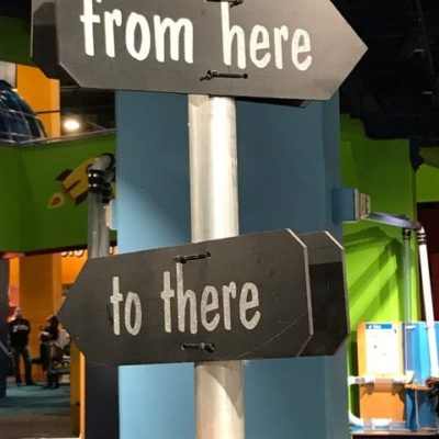 """From Here to There"" Exhibit at Children's Museum of Atlanta"