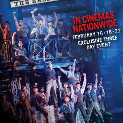 Giveaway: Fathom & Disney's Newsies | The Musical That Started it All