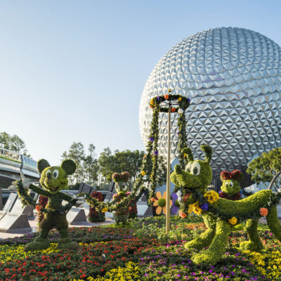 Fun Facts About Epcot's Flower and Garden Festival