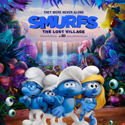 Giveaway! Smurfs: The Lost Village Movie
