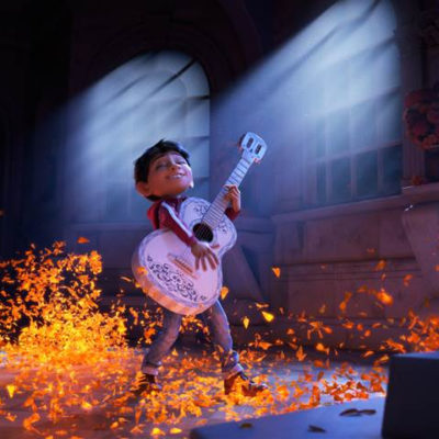Disney Pixar's COCO Brings Out The Heart of Family