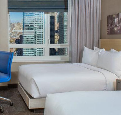 DoubleTree Opens New Times Square Location