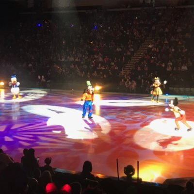 "Disney on Ice ""Worlds of Enchantment"" Review"