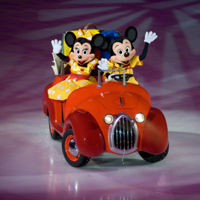 "Disney on Ice ""Worlds of Enchantment"" Coming to Atlanta"