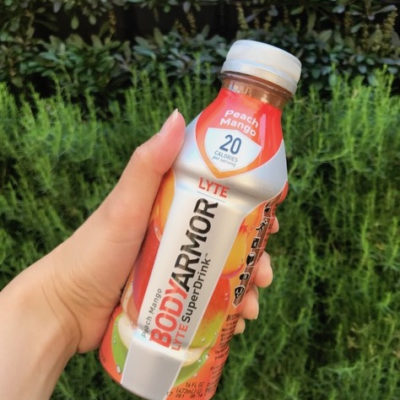 Stay Hydrated on Summer Runs | BodyArmor