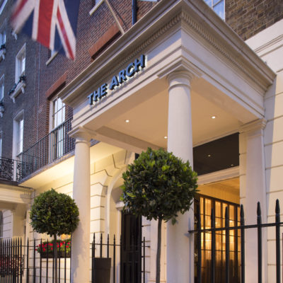 Kid Friendly London Hotel | The Arch London
