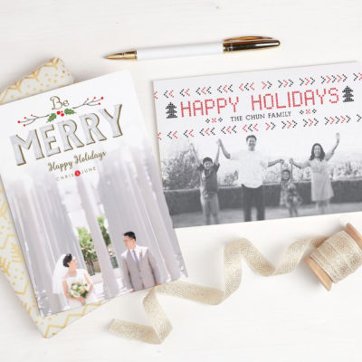 Design Christmas Cards Online | Basic Invite