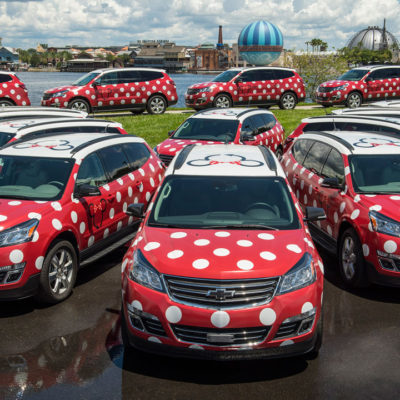 New! Disney's Minnie Van Service | Everything You Need to Know