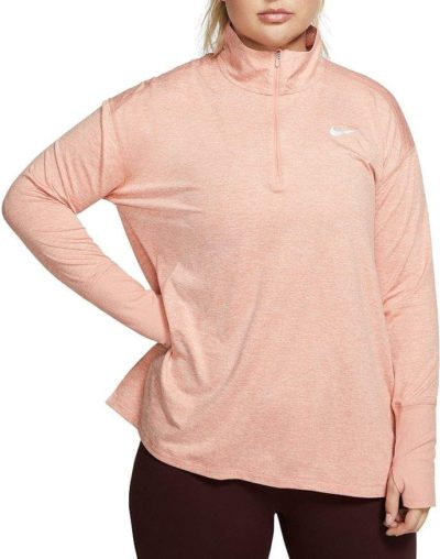 Nike Plus Size, Nike Plus Size Top, Workout Top, Long Sleeve Workout Top
