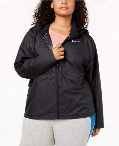 Plus Size Jacket, Running Jacket, Athletic Jacket, Workout Jacket