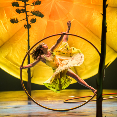 Cirque du Soleil LUZIA – Coming to Atlanta this Fall!