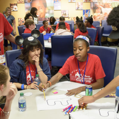 The Disney Dreamers Academy: Inspiring Young Minds