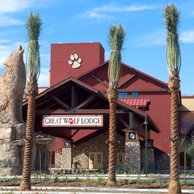 Our Fall Vacation Destination: Great Wolf Lodge NC