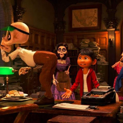 New Disney Pixar COCO Poster and Trailer!