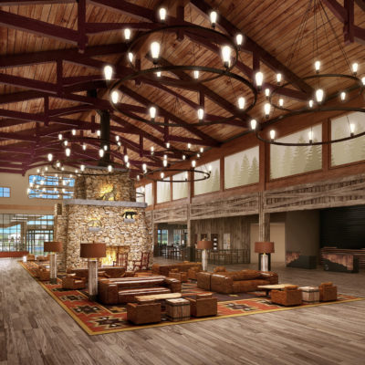 Sneak Peek: NEW Great Wolf Lodge Atlanta Resort