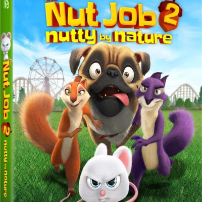 Giveaway: The Nut Job 2 DVD | Themed Recipes